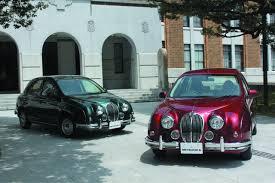 nissan micra jaguar lookalike mitsuoka viewt de derde generatie is hier autoblog nl