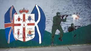 Irish Republican Army Flag Verbrechen Ira Verbrechen Gesellschaft Planet Wissen