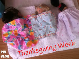 ponyworld vlog thanksgiving week 2014