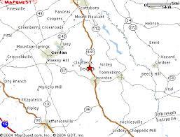 ga map wilkinson county ga maps