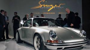 porsche stinger price 964 porsche 911 remade by singer vehicle design