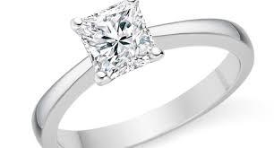 princess cut white gold engagement ring diamonds ring 3 1 2 ct tw princess cut 14k white gold