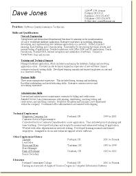 Qa Qc Inspector Resume Sample by Sample Qa Resumes Experience Resumes