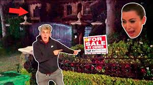 i put the kardashians house up for sale prank youtube