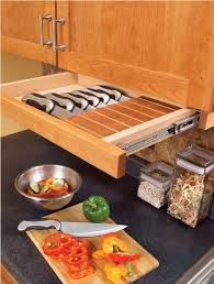 kitchen knives for children cabinet knife drawer safe for children