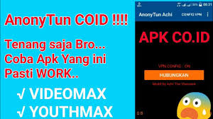 bug host youthmax anonytun solusi anonytun coid videomax dan youthmax youtube
