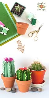 Cute Plant by 126 Best Felt Cactus And Plants Images On Pinterest Cactus Felt