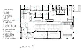 Design Floor Plan by Gallery Of Resignation Media Chioco Design 14