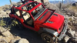 jeep wrangler 4 door top off your guide to taking the doors and more off the 2018 jeep wrangler