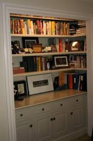 Turning Dresser Into Bookshelf Home Alone And Loving It Filing Walls And Closet Office