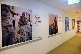 Wall Ideas For Office Canvas Artwork For Office Decorating Corporate Wall Ideas