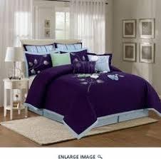 Pale Blue Comforter Set Seashells Pale Blue Coastal Comforter Bedding Coastal Decorating