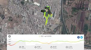 Map Your Run Gamifiable Episode 1 U2014 How Nike Apps Help Me Stay Fit And Have Fun
