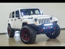 white jeep wrangler unlimited lifted 2015 jeep wrangler unlimited lifted kevlar coated fastback custom