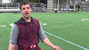 Coed Flag Football Boston Coed Flag Football May 7th 2016 2 Youtube