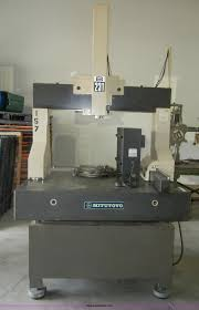 mitutoyo b231 coordinate measuring machine item m9693 so