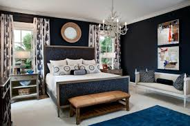 Navy Bedroom Photo Page Hgtv