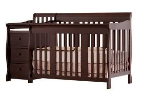Convertible Cribs With Changing Table And Drawers Baby Cribs Looking Target Cribs With Changing Table Target