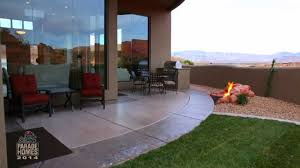 parade of homes st george utah 2014 brian geer development youtube