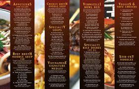 menu design by james okane on guru