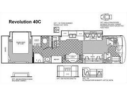 2003 fleetwood revolution 40c class a diesel cincinnati oh