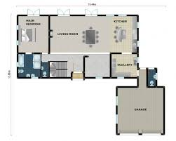 house planner remarkable 3 bedroom house plan with garage 2 bedroom house