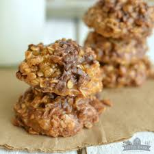 no bake caramel cookies little dairy on the prairie