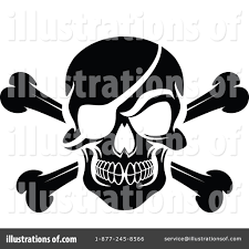 pirate clipart 1439512 illustration by vector tradition sm