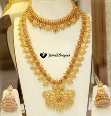 gold haram sets jewelorigins indian designer gold and diamond jewellery indian