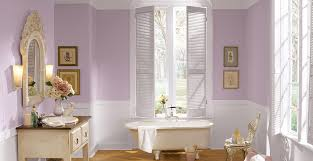 Shabby Chic Paint Colors For Walls by Purple Painted Room Inspiration U0026 Project Gallery Behr