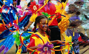 caribbean attire a caribbean carnival in st lucia gets everyone in the