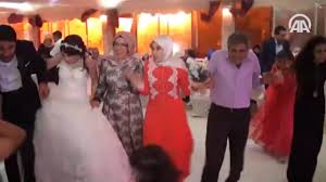 turkish wedding moment explosion rips through wedding after car bomb in turkey