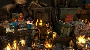 lego harry potter years 5 7 review gamespot