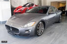 maserati granturismo grey maserati granturismo 4 2 2dr coutts automobiles