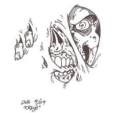 tattoo ideas zombie tattoo sketches and drawings zombie tattoo design by crash2014 on