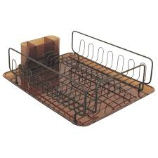 Kitchen Dish Rack Ideas Kitchen Aid Dish Rack Inspiration Ideas Marvelous Brushed Bronze