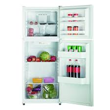 9 9 cu ft top mount freezer refrigerator freeze with ease midea