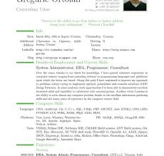 cv resume latex template images certificate design and template