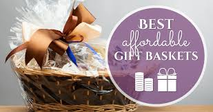 affordable gift baskets best affordable gift baskets revuezzle