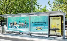 Ikea Outdoor Ad Case Studies Creative Advertising Campaigns Adshel