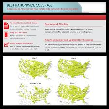 At T Coverage Map Alaska by Online Coverage Check Red Pocket Mobile