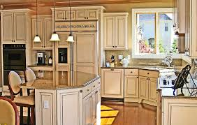 Century Kitchen Cabinets by Kitchenmaster Get Cranberry Finish On Your New Oak Wood Kitchen
