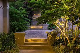 how to design garden lighting fantastic outdoor garden spotlights pictures inspiration