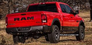 who makes dodge trucks ram rebel offroad trucks