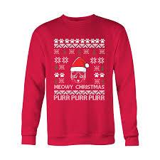 meowy christmas santa hat meowy christmas the gift grabber