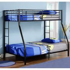 Walker Edison TwinOverFull Bunk Bed Black Amazonca Home - Walker edison twin over full bunk bed