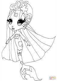 winx club nissa coloring page free printable coloring pages