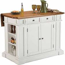 walmart kitchen island home styles traditions kitchen island white distressed oak