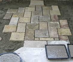 Concrete Patio Bricks Homemade Paver Stones Image Http Www Themoldstore Us Productinfo