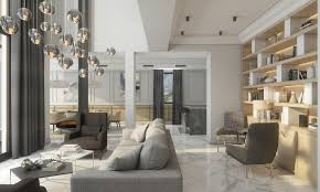 living room living room marble gorgeous contemporary villa in montenegro part 1 home interior